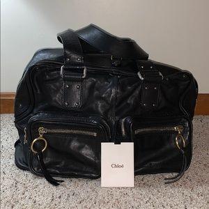 🎉HOST PICK! 🎉 Chloé Betty Black Leather Bag